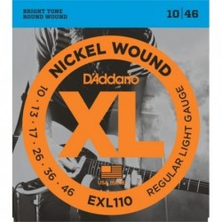 D'ADDARIO EXL110 - Nickel...