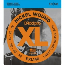 D'ADDARIO EXL140 - Nickel...
