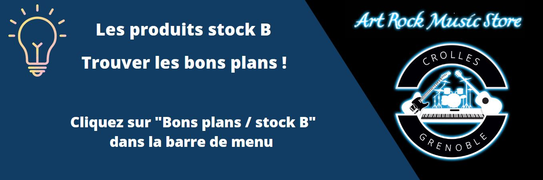 accès bons plans et stock B